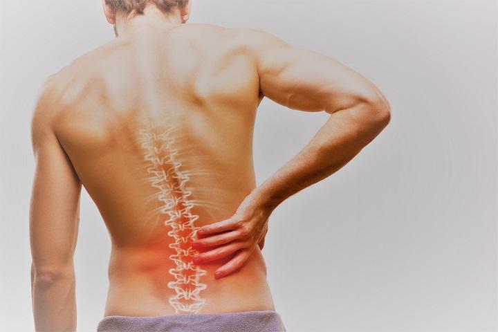 ízületi fájdalom és az alsó hát kezelése