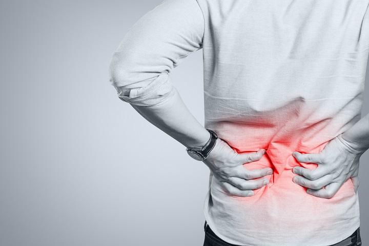 jobb alsó hátfájás