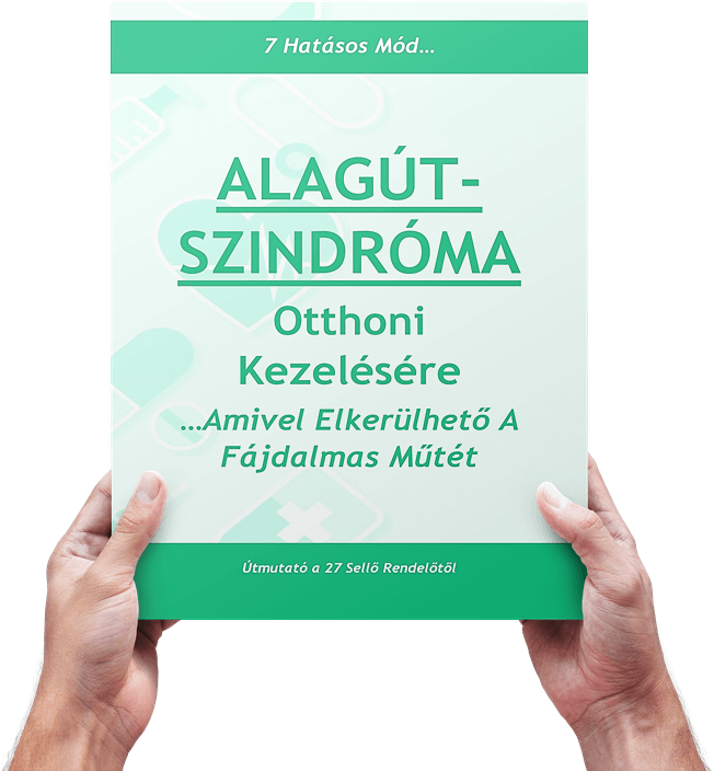 alagút boka szindróma kezelése