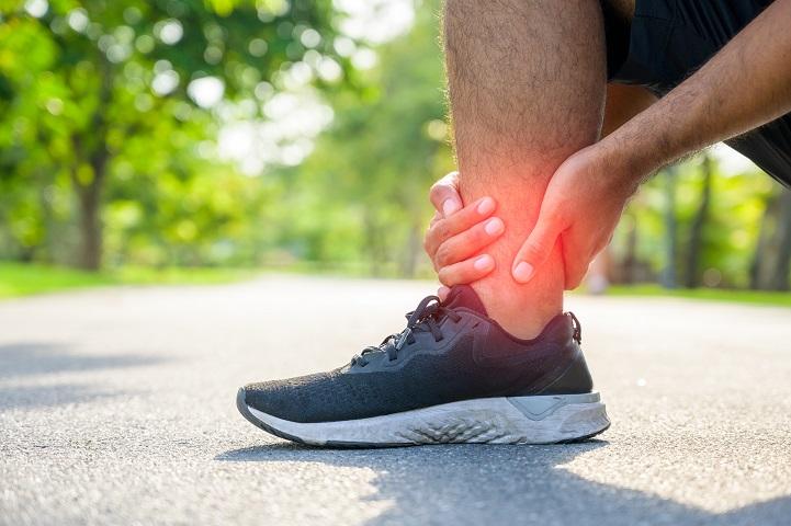 a boka sérülésének tünetei)