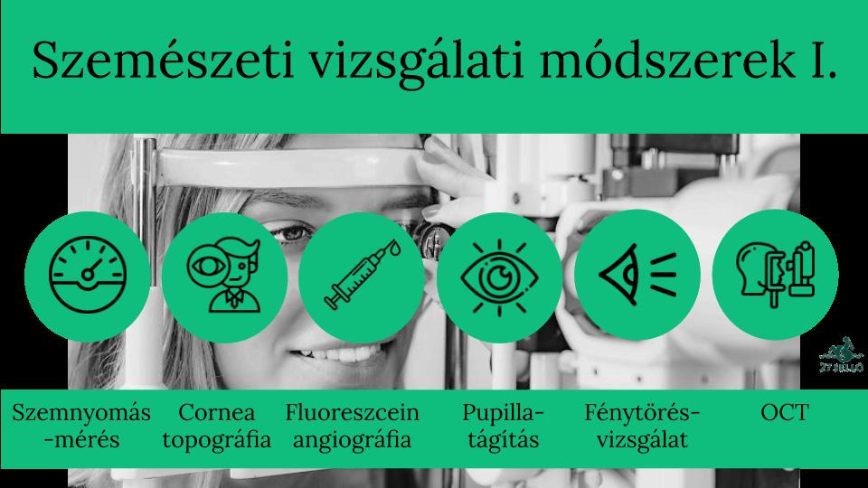 Modern szemészeti módszerek